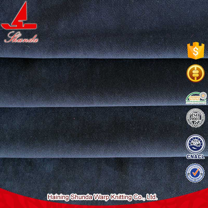 75D/144F 100% polyester Wholesale Twill t/c Compression Garment Fabric