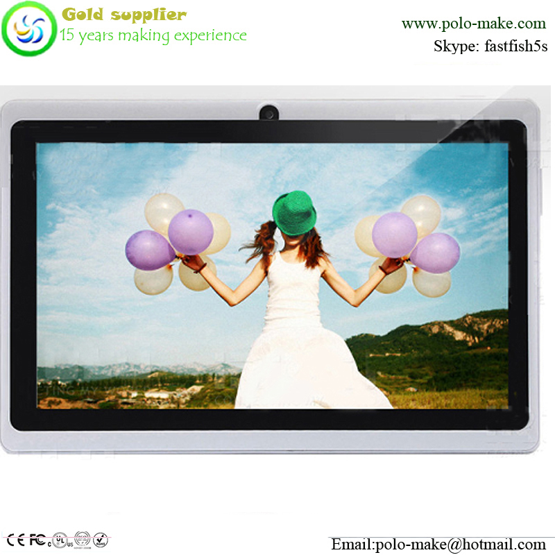 "7"" A33 polo-make Tablet PC Android 4.4 MID 7inch Google Android Tablet PC"