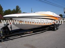 Brand New 08 Challenger Ddc 28 496mag Ho, 425hp W/ Trlr Powerboat
