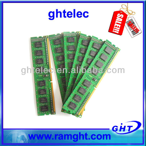 Computer parts wholesale factory 1gb ddr3 ram price in china