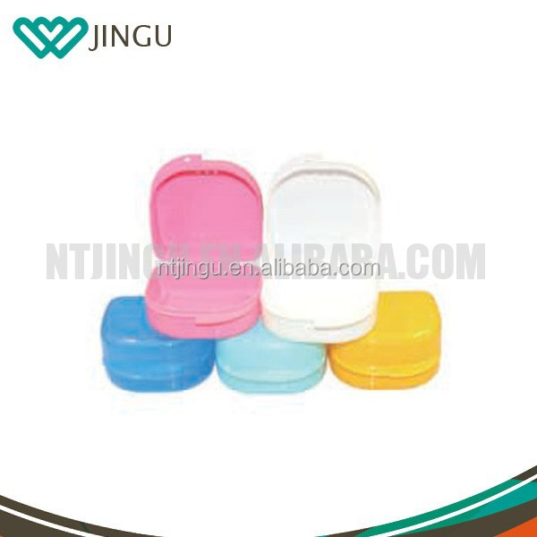 Dental plastic retainer/ denture box/denture case