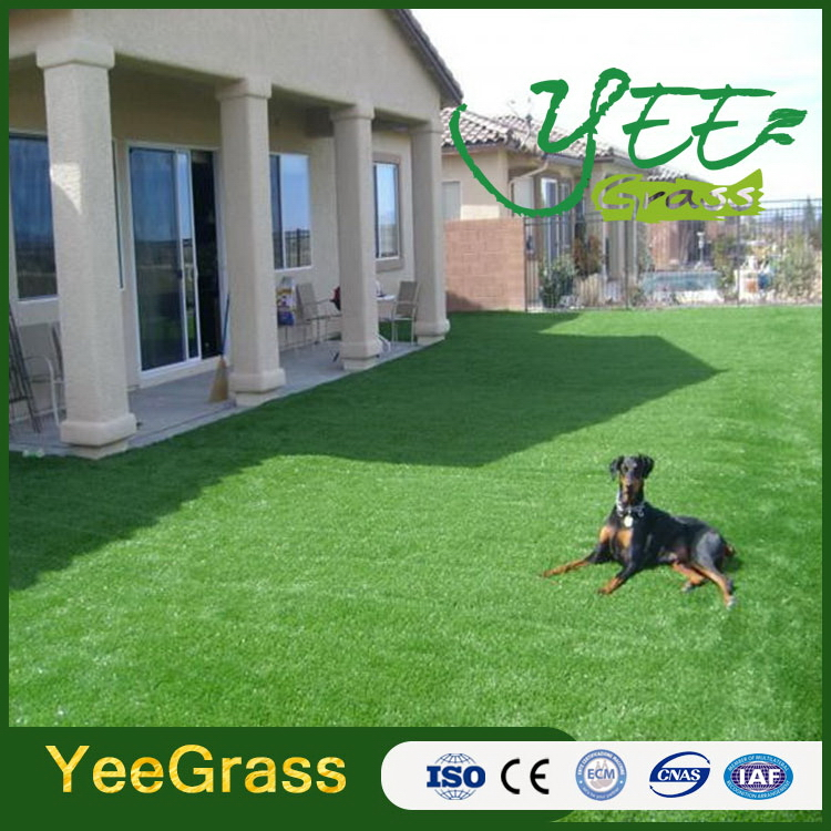 Factory professional artificial grass pool sides