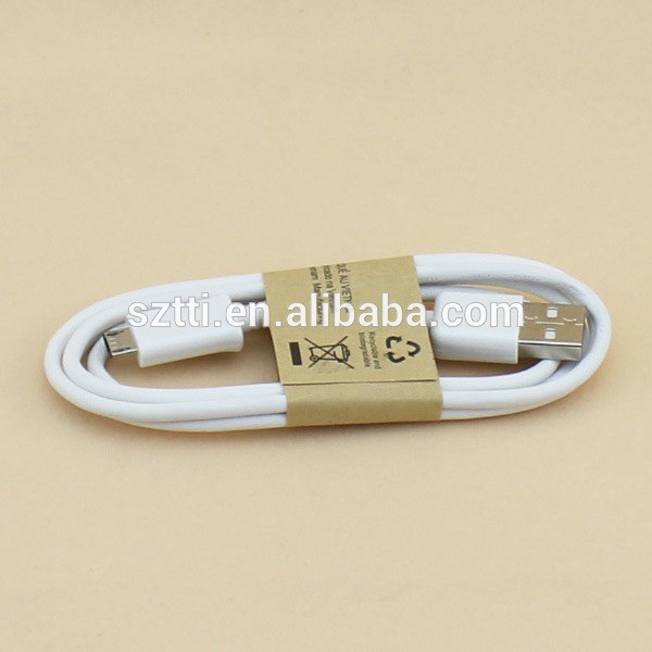 New product standard mobile phone mp3 player usb cable for Samung