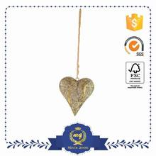Brand New Personalized Small Order Accept Heart Shape Flower Decorations