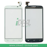 Front glass touch panel for Alcatel POP C7 7040 spare parts