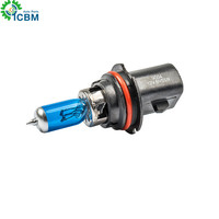9004 12v 100/55w super white automobile car halogen lamp factory