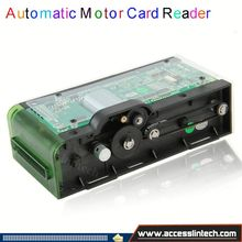 High Quality RS-232 Motor Crad Reader transparent playing cards