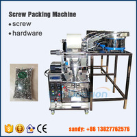 Automatic Cheap high quality spare parts packaging machine screw packing machine