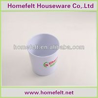 2014 New Style square shaped melamine cups