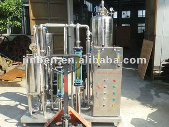 Carbonated/soft drink mixer