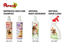 Pepets Dog and Cat Waterless Shampoo and Environment Care