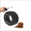 pet toy manufacturer plastic tire for dogs eco-friendly