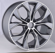 chaep hot car wheels aluminum rims for Bm alloy car rims fit for19 INCH car wheels 5/120 with POWCAN and Baokang produce