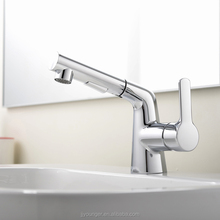 brass pull out Basin Faucet