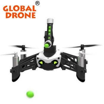 Global Drone Parrot Mambo 4 Batteries Remote Controller White Quadrocopter FPV Fly Mini Best Drone 2018