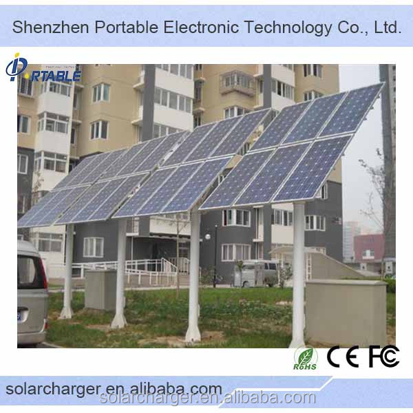 applied to digital camera and video camera 2000W solar power system