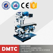 X6232A Vertical Universal Turret Head Milling Machine