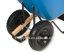 wheel barrow rubber wheel