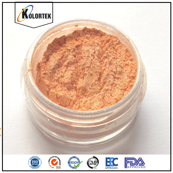 Kolortek mica base pearl pigments, cosmetic natural mica powder wholesale