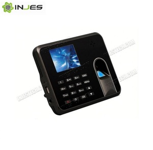 Low Cost Biometric Employee Monitoring Time Attendance System For Office
