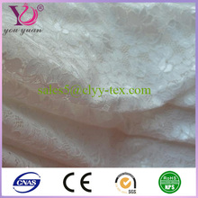 The most popular products in Italy 2015 new product nylon spandex stretch lace fabric for bridal party dress wedding dress