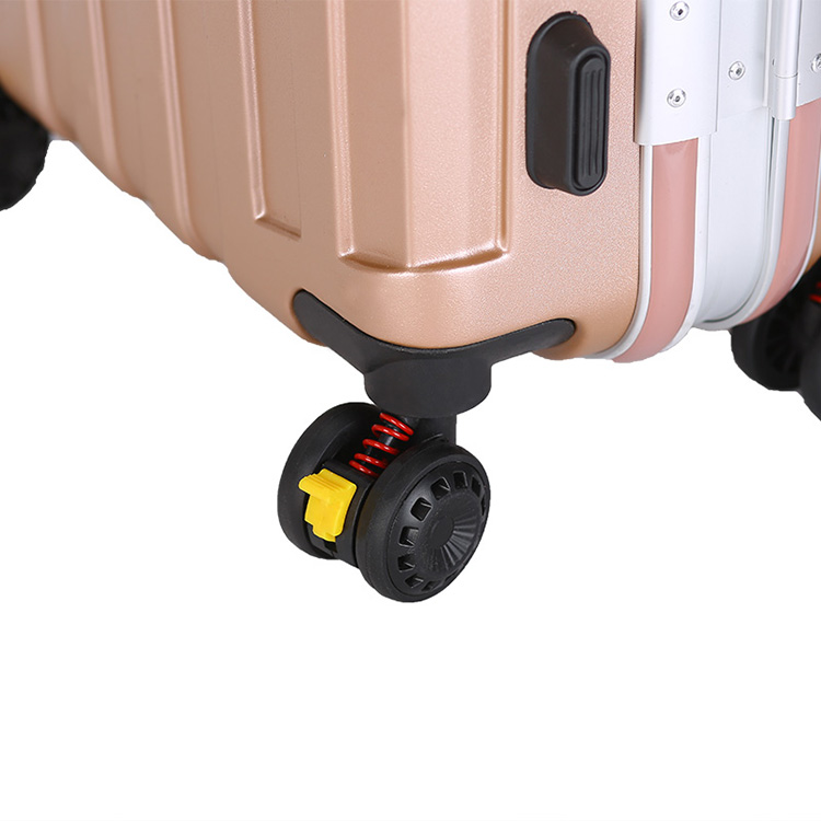 ABS Cheap Hard Shell Trolley Luggage for Business Travel in All Sizes