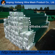 Tube thickness 1.2mm, 1.5mm, 1.8mm, square tube fence post ( manufacturer )