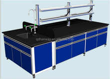 science lab equipment/lab furniture/C-frame structure lab working bench