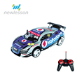 high speed racing sport toys four-way PVC shell 1:18 car rc with light