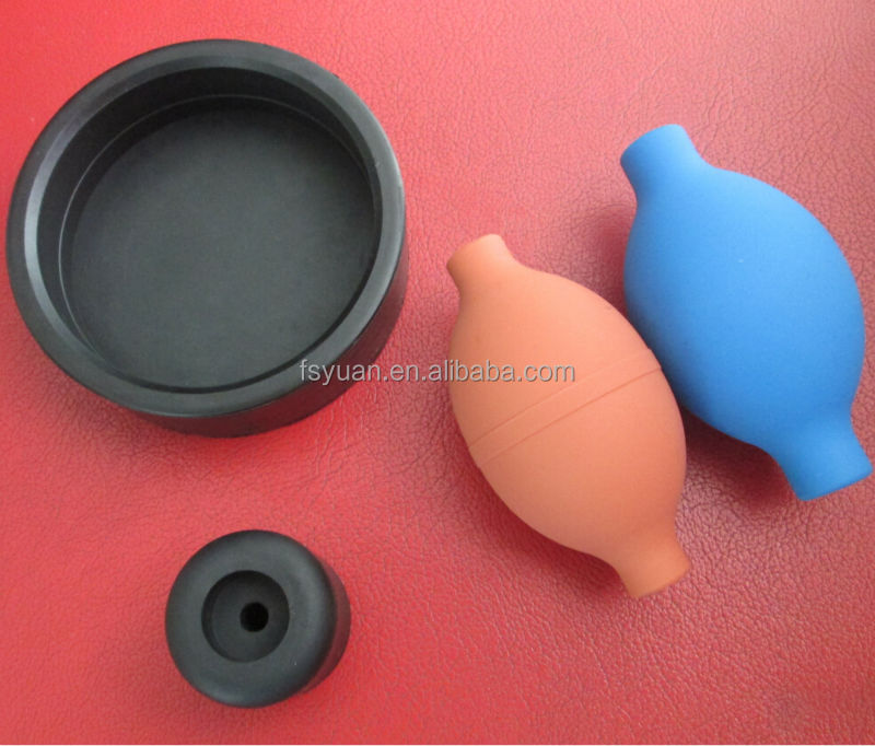 Custom EPDM Cap Cover Factory / NBR Rubber Feet Supplier / Silicone Hand Bulb Manufacturer