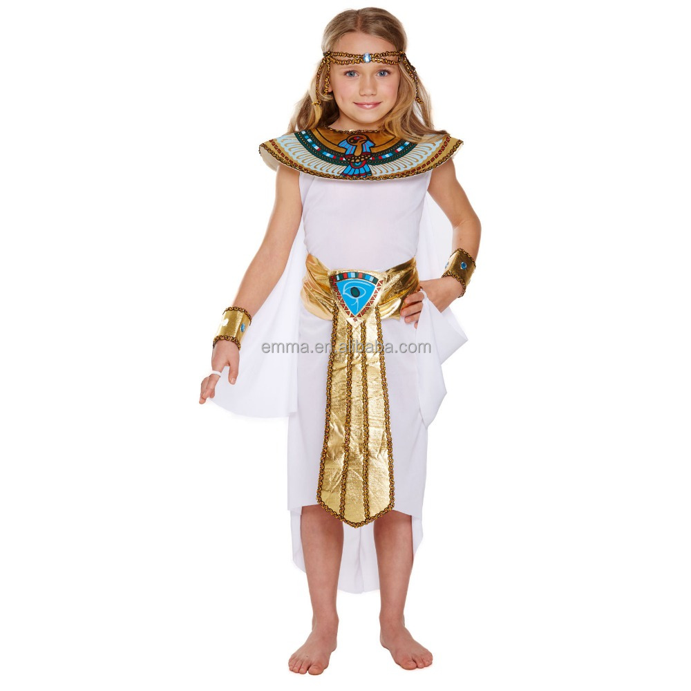 egyptian girl queen childrens kids fancy dress costume cleopatra bc17144 buy cleopatra costumecostume kidsfancy dress product on alibabacom - Egyptian Halloween Costumes For Kids