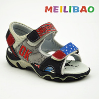 Boy Beach Shoes With PU Material