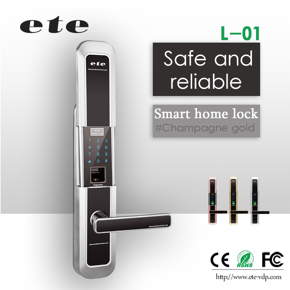 fingerprint + password + mechanical key + Remote ( optional ) + ID cards ( optional ) smart card door lock fingerprint door lock