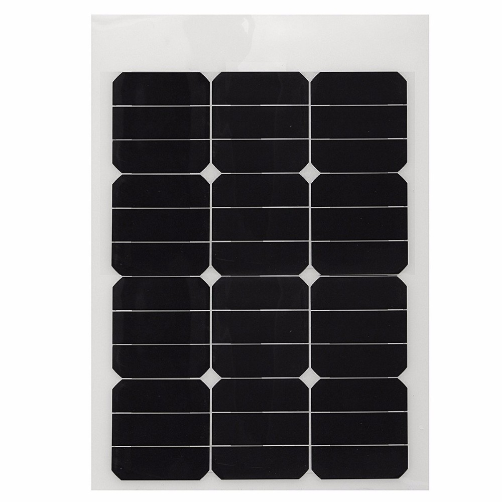 Sunpower 40w 100w 200w solar panel with best price per watt