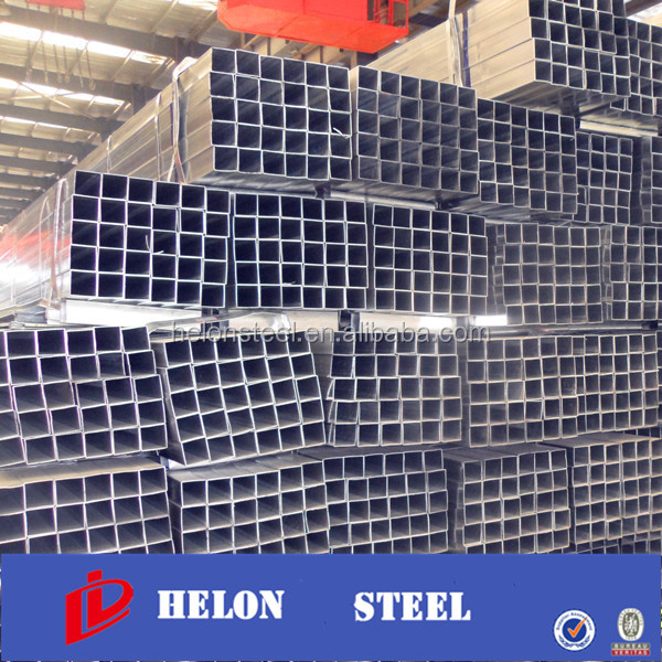 hollow metal tube ! gi welded square tube shelf gal square steel tubes