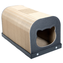 Kinchla Best Seller Wholesale Pet Supply Furniture Scratcher Bed Cat House