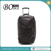 waterproof folding men polo trolley travel bag on wheels