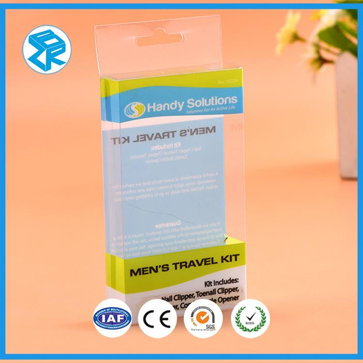 Clear Mobile Blister Case Transparent Phone Box Packaging