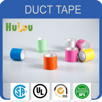 high quality cheap price custom printed cloth duct adhesive tape