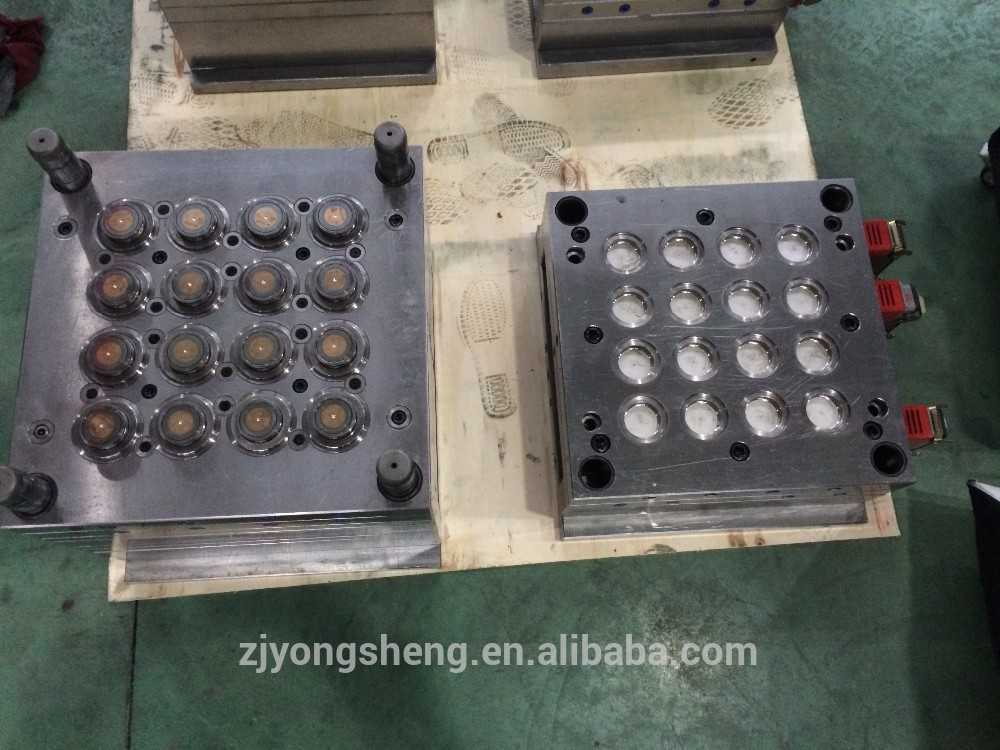 plastic cap injection mould plastic beverage bottle cap mold