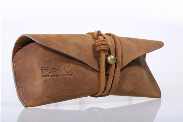 leather glasses case,leather sunglass case,leather eyeware case cow soft leather Optical eyeglasses case manufactory