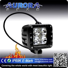 waterproof IP69K,IP68 2'' working light led light 2 inch 12v off road