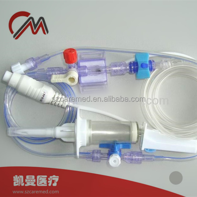 For Philips disposable blood pressure transducer,IBP transducer