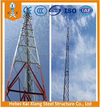 combination /hybrid communication steel tower