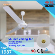 Simple light weight orient high speed ceiling fan manufacturer price