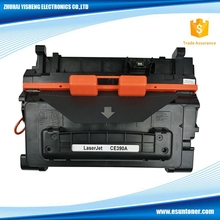 Printer laser toner cartridge CE390A 390A 90A compatible for HP LaserJet 600 M601n
