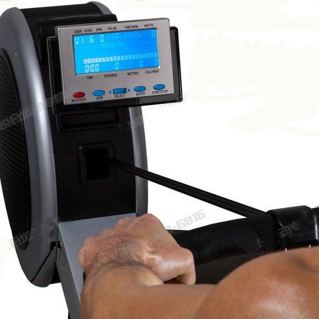 crossfit rower machine