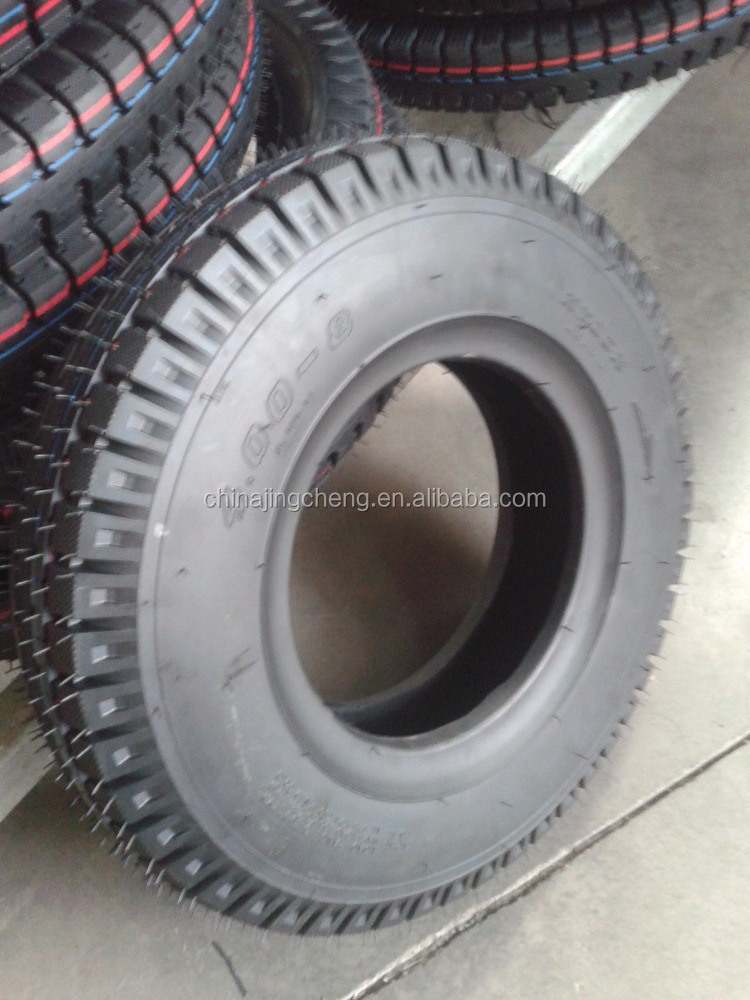 Three wheel motorcycle tyre 4.00-8