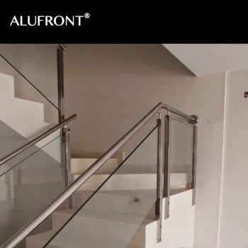 Aluminum Railing/Glass Handrail for Swing Pool