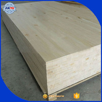 pine and spruce finger joint board with best quality